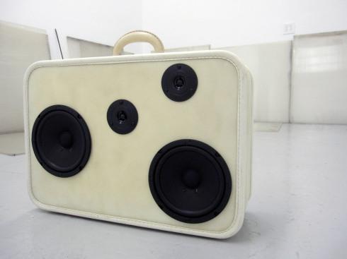 Vintage Speaker BoomBox