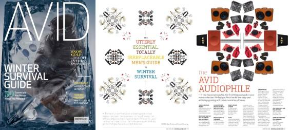 Avid Magazine