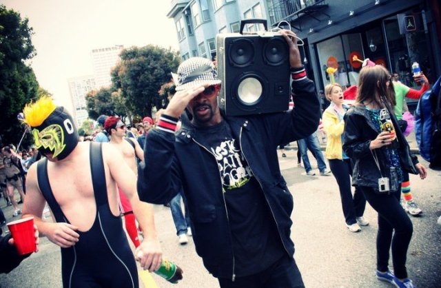 Bay To Breakers 2011 BoomCase BoomBox