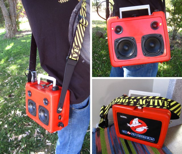 Ghost Busters Lunch Box BoomCase