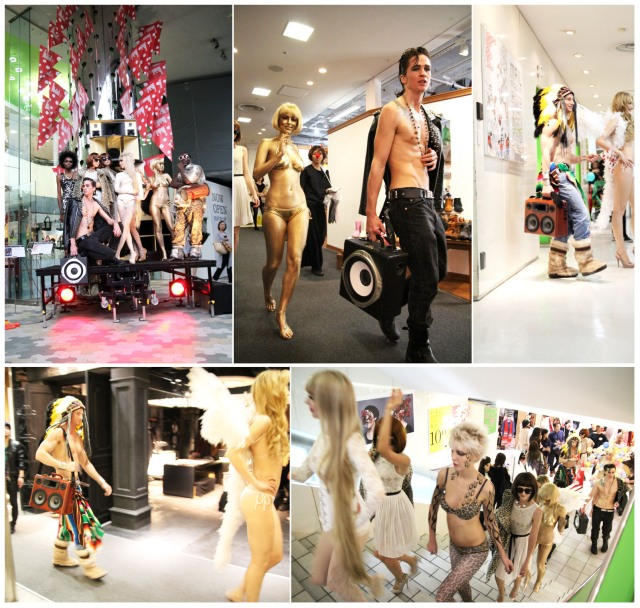 Vogue Fashions Night Out Japan 2011