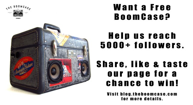 Free BoomCase!